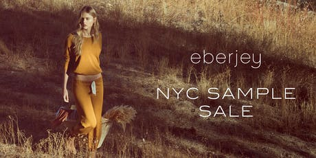 Eberjey Sample Sale tickets