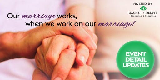 Cultivate Marriage Conference