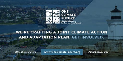 One Climate Future Lunch and Learn: Resilience Strategies