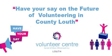 County Louth Volunteering Strategy Round Table Workshop tickets