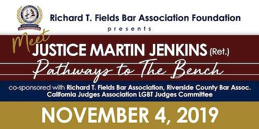 Meet Justice Jenkins (Ret.)