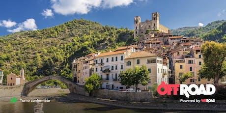 OffRoad Ognissanti Edition: Ponte dei morti in riviera ligure di ponente biglietti