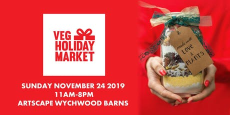 Veg Holiday Market tickets