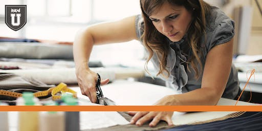 Intermediate Sewing for Adults || NYC | 6-Week Course | November Session