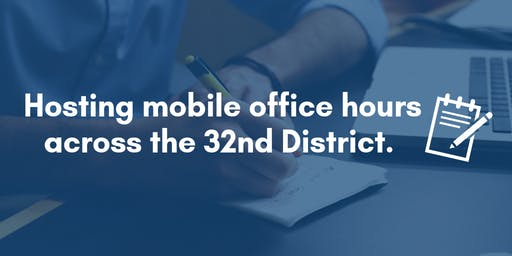 Rep. Colin Allred's Mobile Office Hours - Rowlett