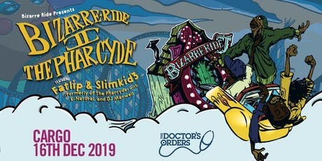 Bizarre Ride II The Pharcyde Ft Fatlip & Slimkid3 tickets