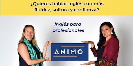 Inglés Para Profesionales - Elevator Pitch - Preséntate en inglés con confianza entradas