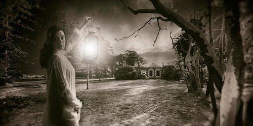 Havana Springs Resort - Murder at Resty Palm Resort - A Ghost Story