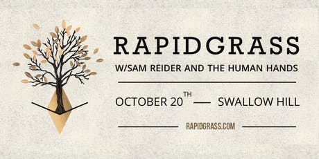 Rapidgrass and Sam Reider & The Human Hands tickets