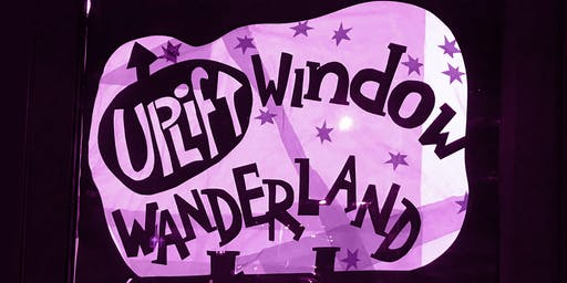 Kingstone Window Wanderland - the big finale!