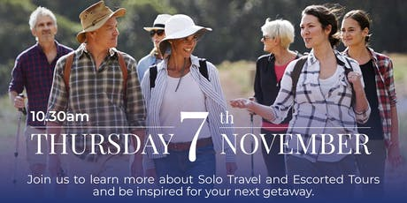 Solo Traveller's Coffee Morning tickets