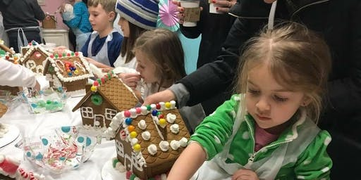 Kids Gingerbread House Workshop