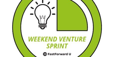 Weekend Venture Sprint tickets