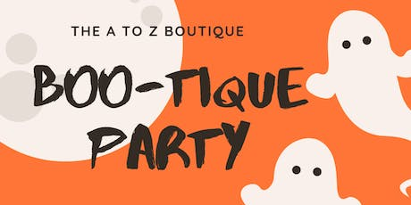 Boo-tique Party tickets