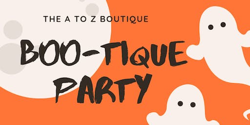 Boo-tique Party