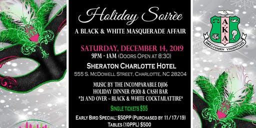 ALPHA LAMBDA OMEGA - AKA 2019 HOLIDAY SOIREE