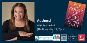 Authors! with Marra Gad
