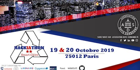 HackIAthon - Smart Cities billets
