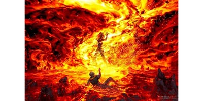 Inferno (2019-11-17 starts at 7:30 PM)