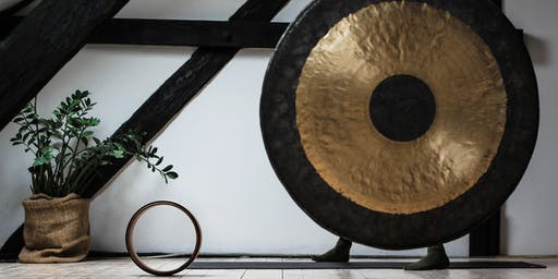 Kundalini Yoga & Gong Sound Bath