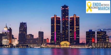 Detroit EndoMarch 2020 tickets