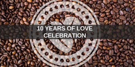 10 Years of Love Celebration tickets