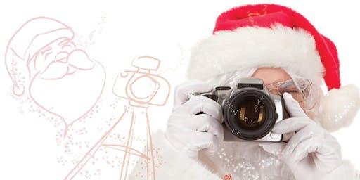 Meadowbrook Mall - 12/8 - Kindness Santa