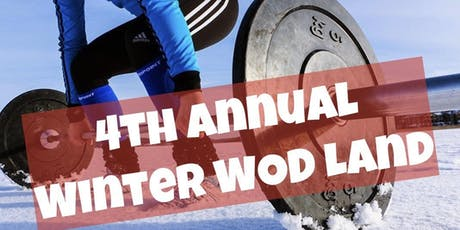 4th  Annual Winter WOD Land tickets