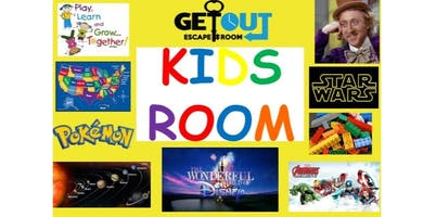 Kids Room (2019-11-13 starts at 4:30 PM)