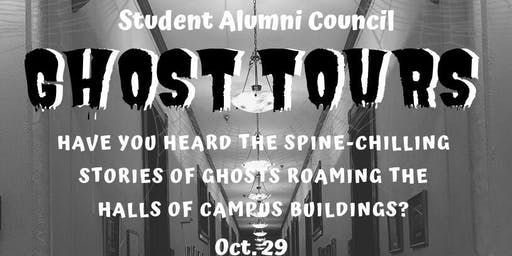 2019 Winthrop University Ghost Tours