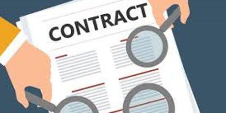 Workshop 1: Contracts - should I have one & are they fit for purpose? tickets