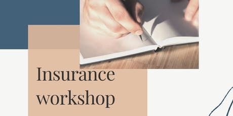 Insurance Workshop: Understanding Small Business Insurance tickets