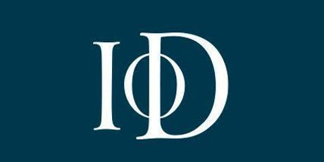 IoD October Breakfast sponsored by Butterfield tickets