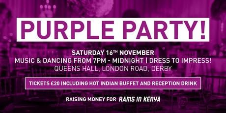 Purple Party for Rams in Kenya  tickets