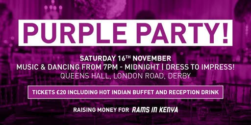 Purple Party for Rams in Kenya