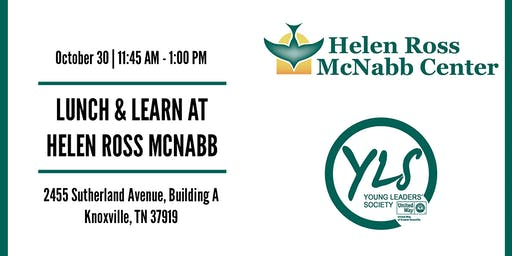 Lunch & Learn at Helen Ross McNabb