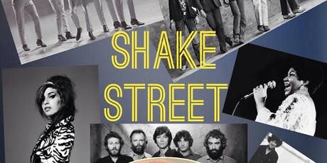 Shake Street Band - Burlington's Concert Stage tickets