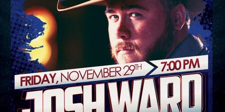 Josh Ward LIVE at District 249 tickets