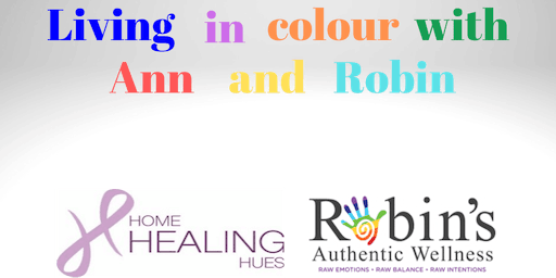 Living with Colour by Ann and Robin