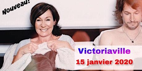 VICTORIAVILLE 15 janvier 2020 Supplémentaire Le couple  billets