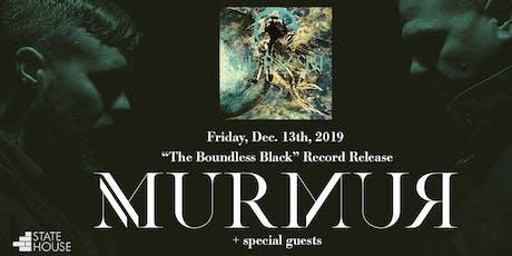 Murmur Record Release tickets