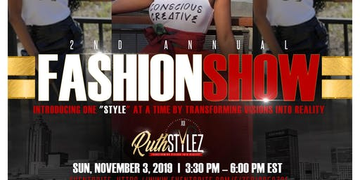 Ruth Stylez 2nd Annual Fashion Show