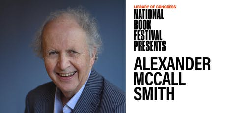 NBF Presents: Alexander McCall Smith | TO THE LAND OF LONG LOST FRIENDS tickets