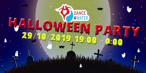 Halloween Party in support of WaterAid