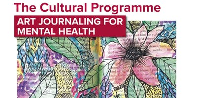 Art Journaling for Positive Mental Health - Sutton Central Library