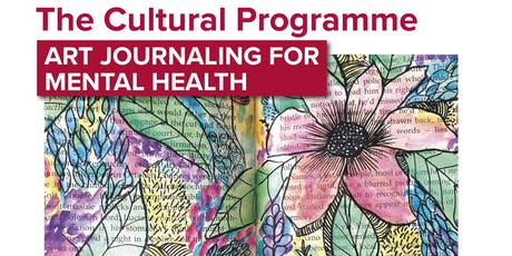 Art Journaling for Positive Mental Health - Sutton Central Library tickets