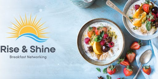 Rise and Shine November breakfast networking