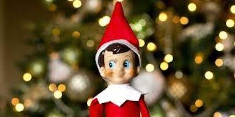 Elf on the Shelf Christmas Tea Party tickets