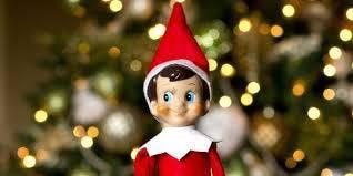 Elf on the Shelf Christmas Tea Party