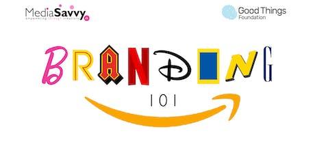 Branding 101 Workshop tickets